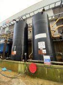 Two Allibert Helix 29,500 litre Storage Tanks(ple