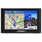 15 Boxed unused Garmin 51 LMT-S Satellite Navigation Systems, BrightHouse model number PEGARLMTS