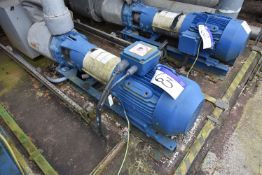 Flowserve 65-40 CPX250 Pump, no. 558410-002-01, year of manufacture 2007, 41m3/hour, H84.05m, with