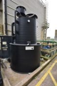 Chem Resist BUNDED SULPHURIC ACID STORAGE TANK, working volume 3,300 litres, year of manufacture Feb