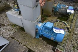 Water Pump, with 7.5kW electric motor (There will be a removal/ loading charge of £30 + VAT for this