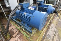 Ingersoll-Dresser 3WDXP 9C PUMP, serial no. 0F20140/01, year of manufacture 1998, 50m3/hour, 604.