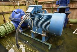 Pumptec PE/09/43 MAIN COOLING WATER PUMP, approx. 430/ 350mm dia. intake/ delivery, with Brook