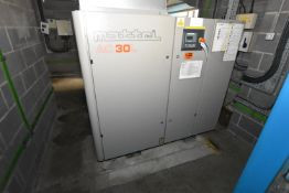Mattei AC30L PACKAGE AIR COMPRESSOR (no. 2 Air Compressor) (There will be a removal/ loading
