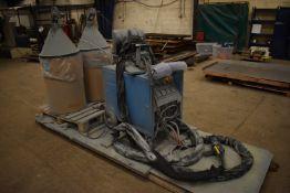 Metallisation S350 2227PLC THERMAL METAL SPRAY UNI