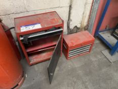 Two Tool Chests, with contents including fastening