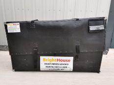 Mixed Lot of Seven TV Flight Cases, including 1 x