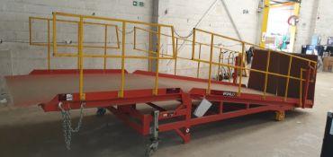 Thorworld 1500 kg Loading Ramp, Model Number: WKRS