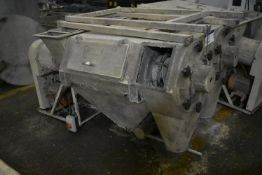 Powtek P11X30 TWIN ROTARY BRUSH SIFTER, serial no. 27648, manufactured in UK (Offered for sale on