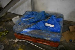 Four Rolls of Plastic, each roll 1.2m wide (Offered for sale on behalf of Jas Bowmans & Sons Ltd,