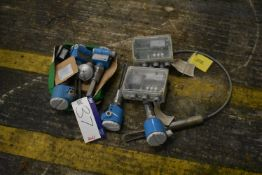 Assorted E & H Level Sensors and Equipment, as set out (Offered for sale on behalf of Jas Bowmans &