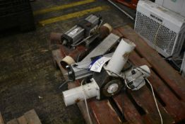 Two approx. 100mm Two Way Blow Line Diverters (Offered for sale on behalf of Jas Bowmans & Sons Ltd,
