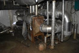 Calorifer CH-8353 Elgg STEAM HEAT EXCHANGER, fabrication no. 5291/1, year of manufacture 2006, shell