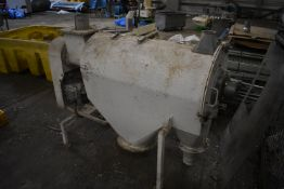 Kek Steel Cased Rotary Screen, serial no. 8211.K800.81458, year of manufacture 1995, manufactured in