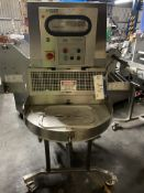 PA185 Tray Sealer (no tooling), approx. 1m x .3m x