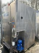 Newsmith Rack Hydro KM746 Rack Washer, internal ap