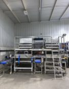 Double Newtec Eight Head System (for baked potato