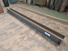 Steel RSJ, approx. 4.1m long