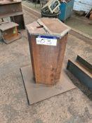 Steel Workshop Stool