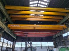 Morris 40 Tonne Overhead Electric Travelling Crane