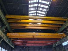 Kone Cranes 15 Tonne Overhead Electric Travelling
