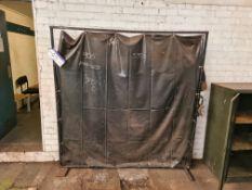 Welding Screen, 1.8m wide