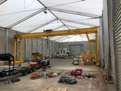 Large Quantity of Rigging & Lifting Gear, Fabrication & Assembly Equipment and Motor Vehicles (Over 1000 lots)