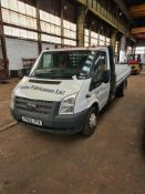 Ford Transit 350 Diesel Chassis Cab Dropside Truck