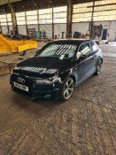 Audi A1 TDi S-Line Diesel Hatchback, registration