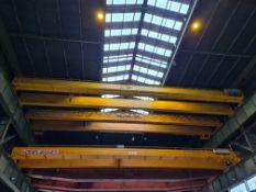 Kone Cranes 40t/10t Overhead Electric Travelling C