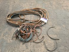 Oxy-Acetylene Cutting Hose, as set out in two reel