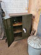 Double Door Steel Cabinet