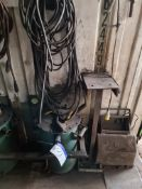 Philips 350 type LWR Arc Welder, 350 Amp welding c