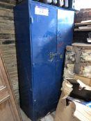 6ft Steel Double Door Cupboard