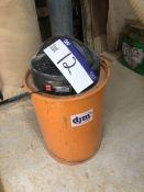SIP 1980 Portable Dust Collector, serial no: 52/2013, 240V