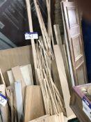 Quantity of Softwood Offcuts