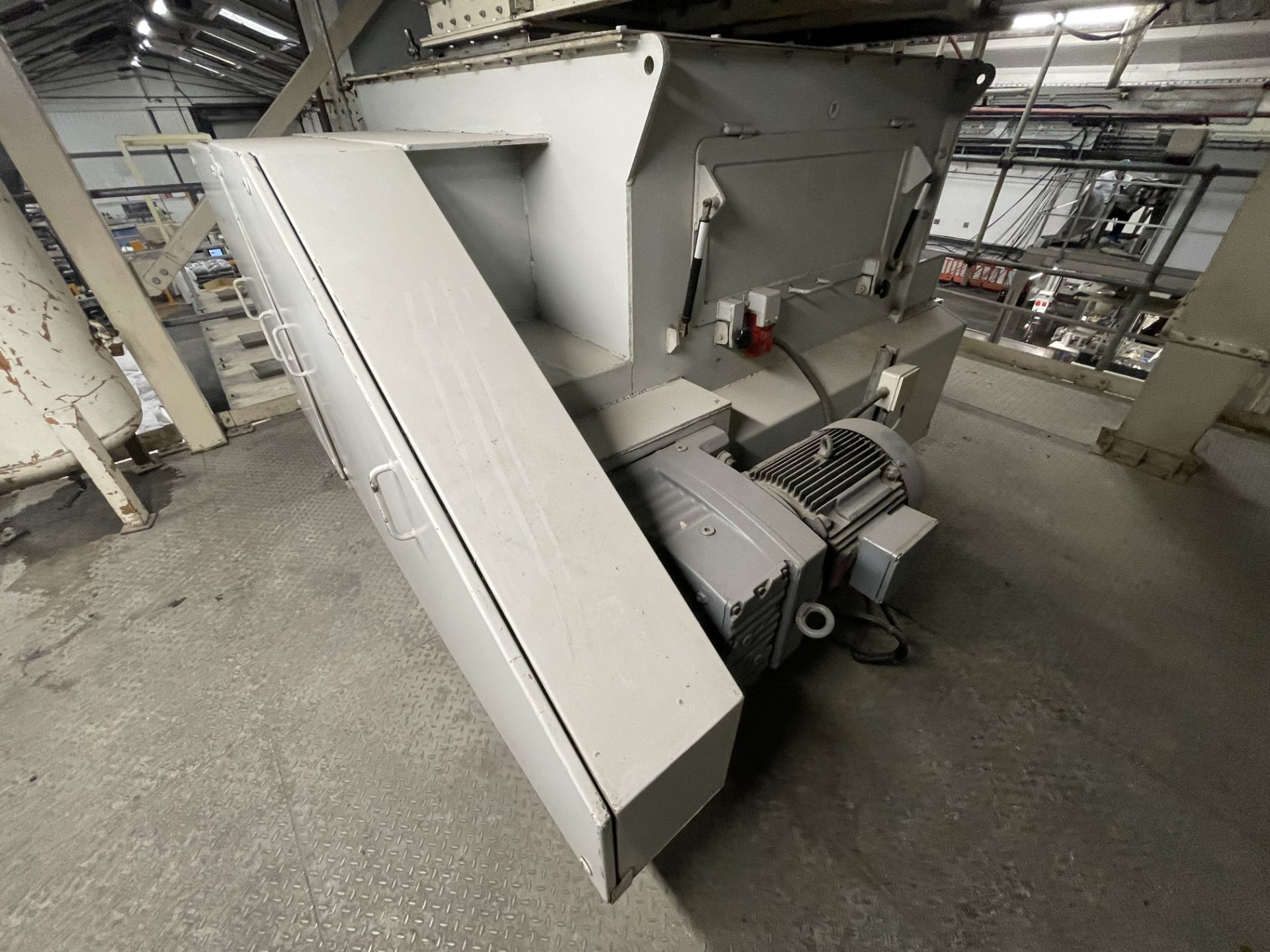 Pet Food Blending Line c/w Wynveen PM 750LH Stainless Steel Double Shaft Paddle Mixer - Image 2 of 63