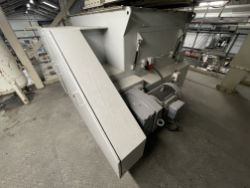 Short Notice - Pet Food Blending Line c/w Wynveen PM 750LH Stainless Steel Double Shaft Paddle Mixer
