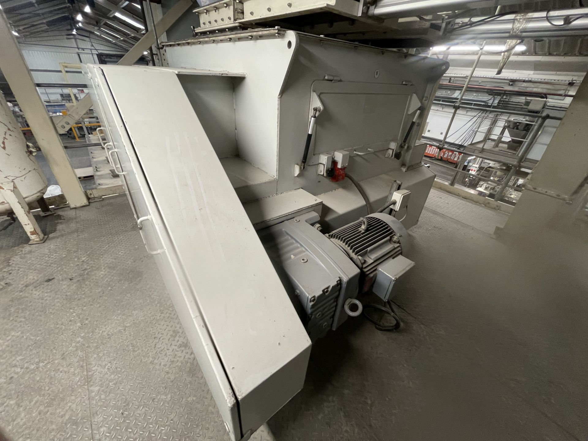 Pet Food Blending Line c/w Wynveen PM 750LH Stainless Steel Double Shaft Paddle Mixer - Image 8 of 63