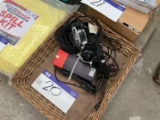 Ecco GEMINEYE Reversing Camera System, with camera