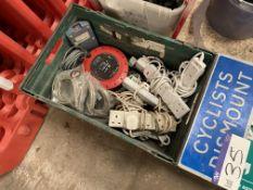 Assorted Electrical Equipment, including 240V exte