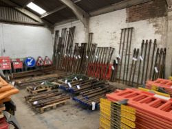 Building Props, Plastic Safety Barriers, General & Electrical Stocks, Test Equipment and Hand Power Tools