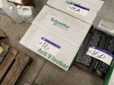 Schneider ACTI 9 ISOBAR Distribution Panel
