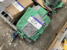 Shot Blasting Overalls, as set out on pallet