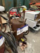 Pneumatic Vertical Steel Liquid Dispenser
