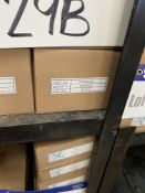 Five Boxes of Electrical Connectors, part no. BFB6