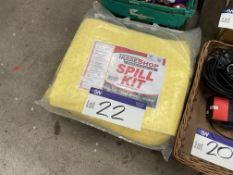Trade Shop Spill Kit