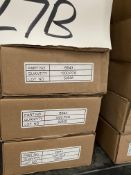 Four Boxes of Electrical Connectors, part no. BS43