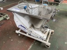 Guttridge EASYFLO MOBILE HOPPER FEED UNIT. Please read the following important notes:- Assistance