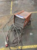 Kemppi EKA 200 Portable Electric Arc Welder. Please read the following important notes:-